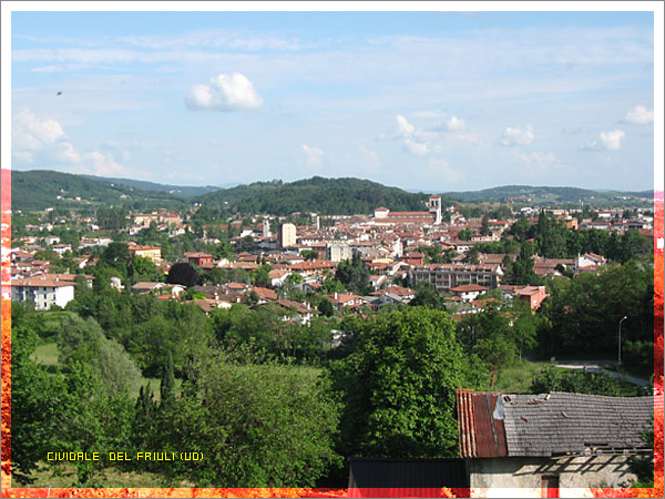 Look at the photos: Cividale del Friuli