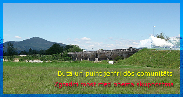 Un ponte fra Friuli e Slovenia